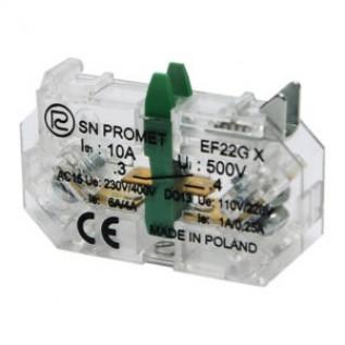 Контактный элемент EF22GX PROMET купить в Минске. Доставка по Беларуси.