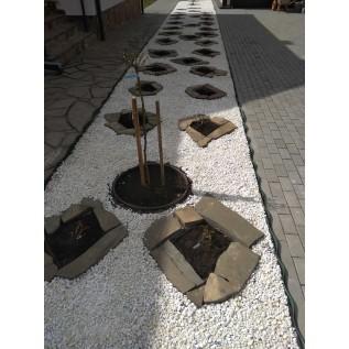 Ландшафтный камень. Мраморная крошка. Гранитный щебень купить в Минске. Производитель в РБ.