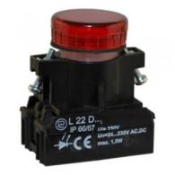 Сигнальная лампочка L22 PROMET световой индикатор