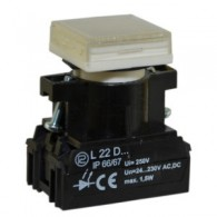 Сигнальная лампочка L22K PROMET световой индикатор