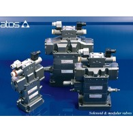 Клапаны модульного монтажа ATOS