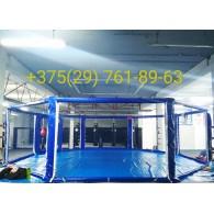 Октагон, клетка, ринг, восьмиугольник для MMA.