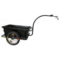 Грузовой прицеп для велосипеда, велоприцеп, велотележка.