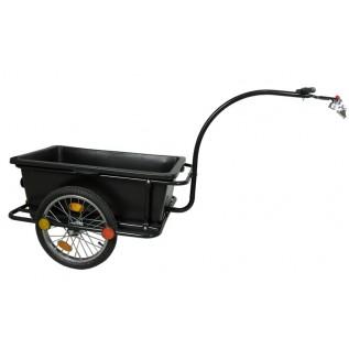 Купить грузовой прицеп для велосипеда, велоприцеп, велотележка в Минске с доставкой по Беларуси.